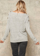 Finley Brushed Knit Top