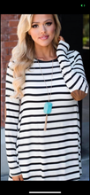 Patch Elbow Button Tunic