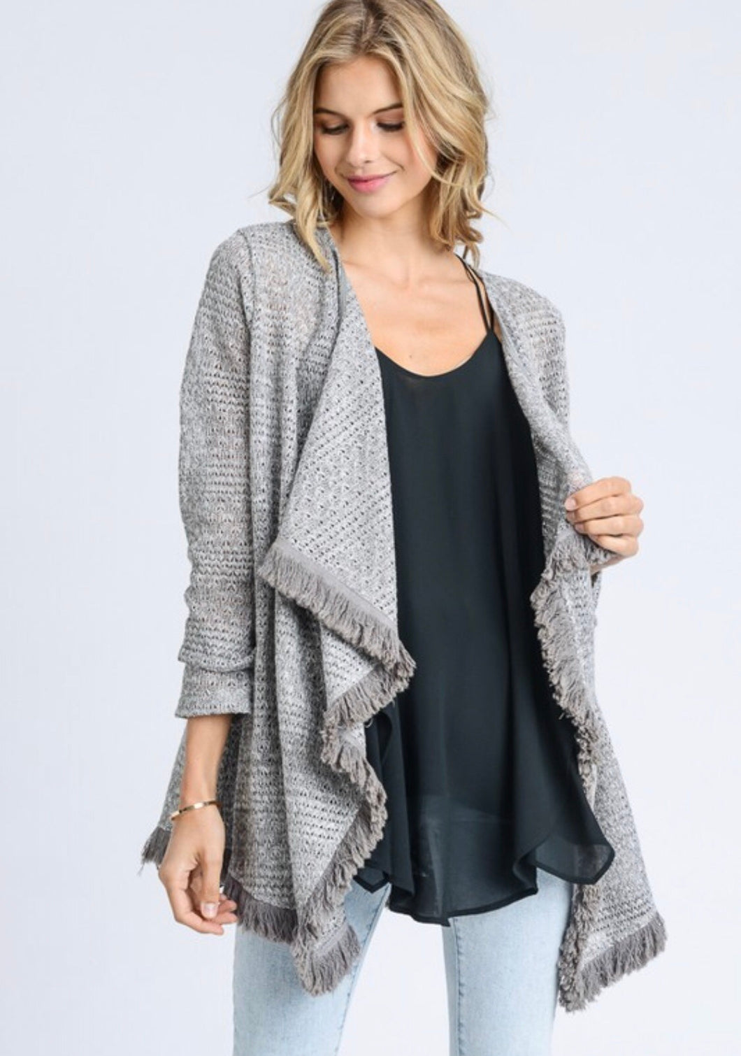Kenzie Waterfall Cardigan
