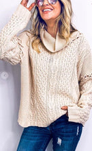 Haleigh Knot Detail Sweater