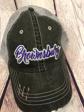Trucker Hat- Local School
