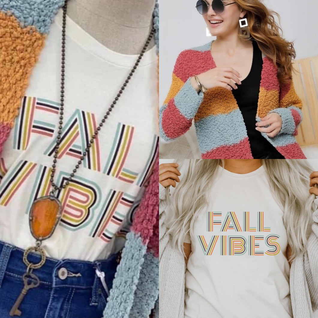 Fall Vibes T Shirt
