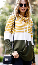 Blake Color Block Top