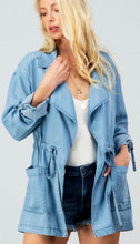 L'Oréal Tencel Denim Jacket