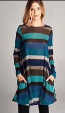 Lola Striped Dress
