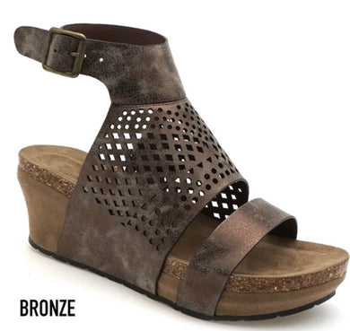 Maven Wedge Sandals