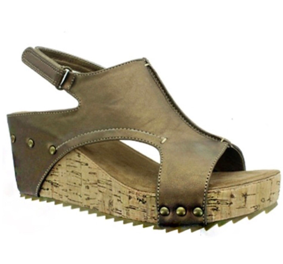 Gisela Wedge Shoes