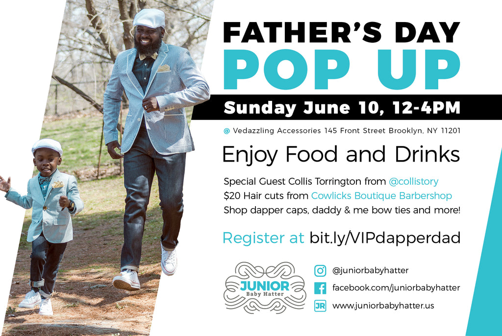 Father's Day POP UP at Vedazzling Accessories !