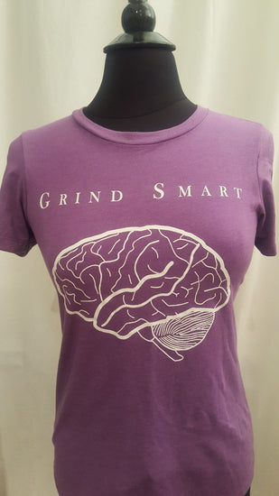 Grind Smart T-shirt by Buddah Bass - Vedazzling Accessories