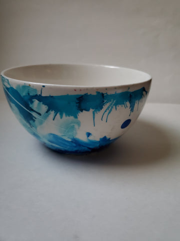 Handpainted Bowl - Vedazzling Accessories