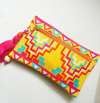 Le Soleil Clutch - Vedazzling Accessories