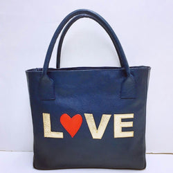 SK Wilbur Love Tote - Vedazzling Accessories