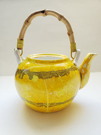 HandPainted Tea Kettle - Vedazzling Accessories