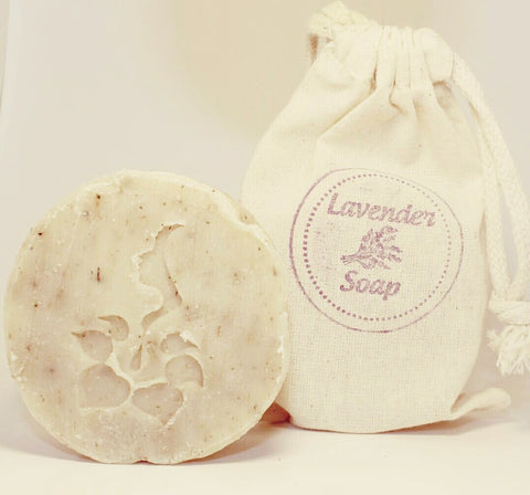 Sandrine Lavender Soap - Vedazzling Accessories