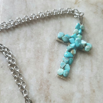 Turquoise Blessings Necklace