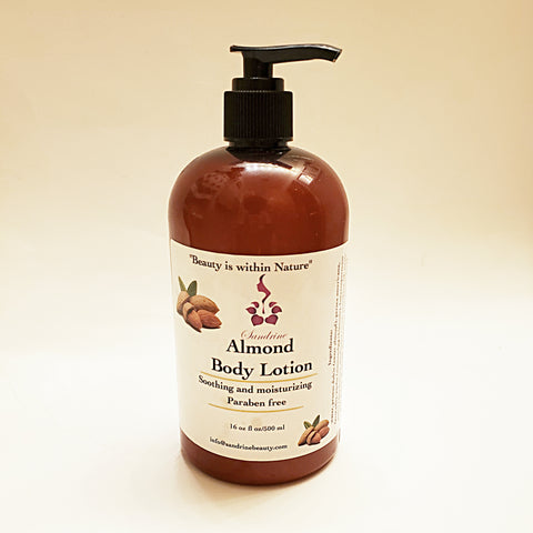 Sandrine Beauty Almond Body Lotion