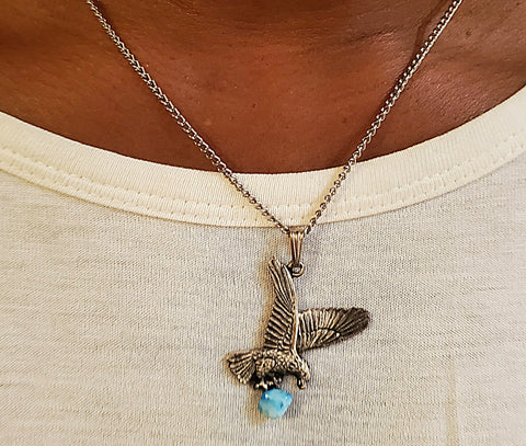 Soaring Turqouise Necklace