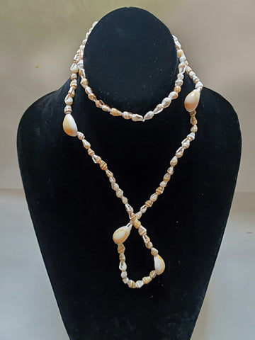 Seashell Love Necklace