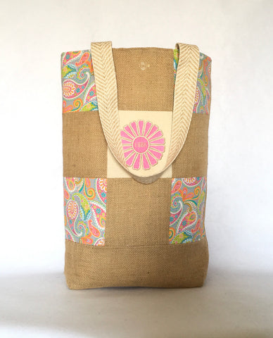 The Martha's Vineyard Edition- HBBK Tote