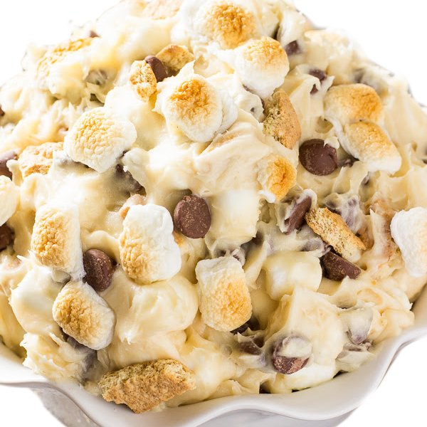 Smore's Cookie Dough - World's Best Cookie Dough