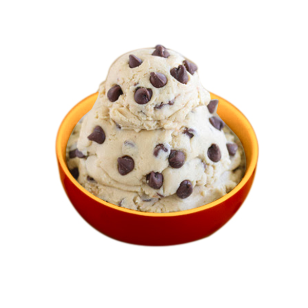 Chocolate Chip Cookie Dough - World's Best Cookie Dough