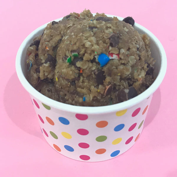 Monster Cookie Dough - World's Best Cookie Dough