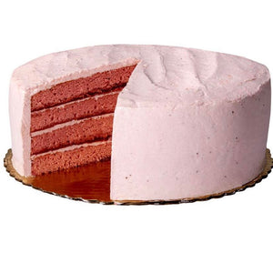 Caroline's Cakes: Traditional Strawberry Cake