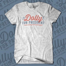 Southern Fried Design Barn: Dolly for President T-Shirt - SB Shop