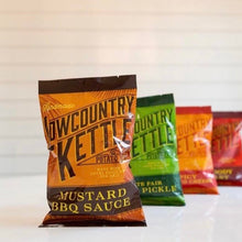 Lowcountry Kettle Chips: Mixed Case Kettle Chips (24 Pack)
