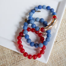 SB + OMI Beads College Collection: Ole Miss Trio Set