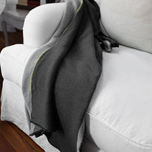NEWLY: Gray Divide Blanket - SB Shop