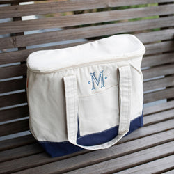 South of Hampton: Boat Tote Cooler