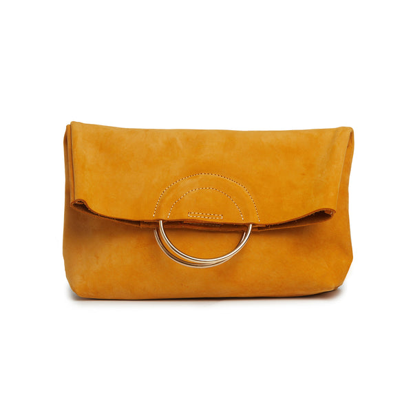 ABLE: Fozi Foldover Clutch