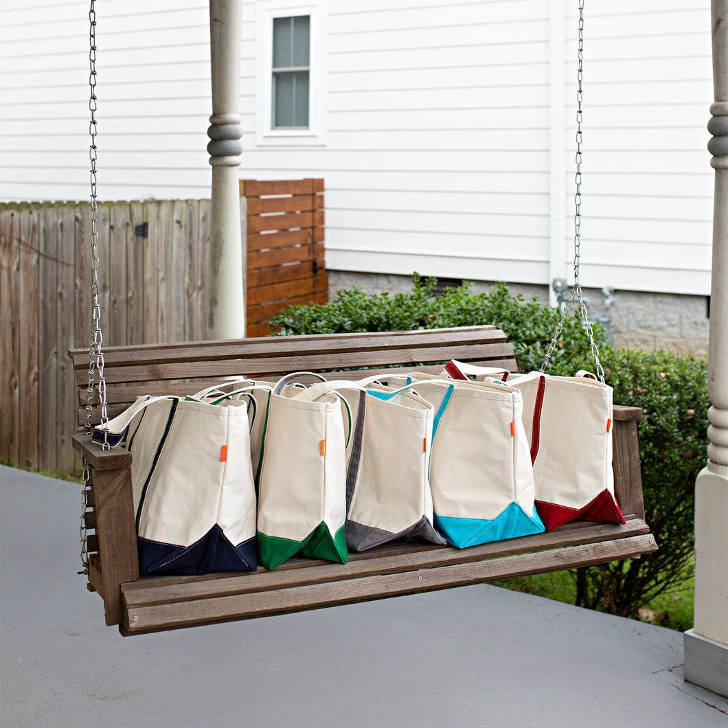 South of Hampton: Large Boat Tote - SB Shop