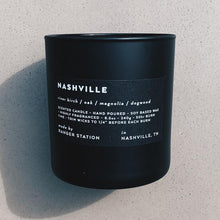 Ranger Station: Nashville Candle