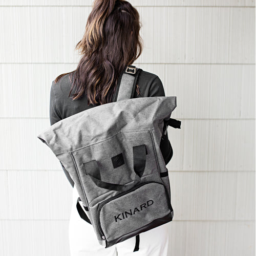 South of Hampton: On the Go Roll-Top Cooler Backpack - SB Shop