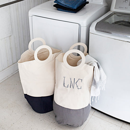South of Hampton: Laundry Hamper Tote Bag - SB Shop