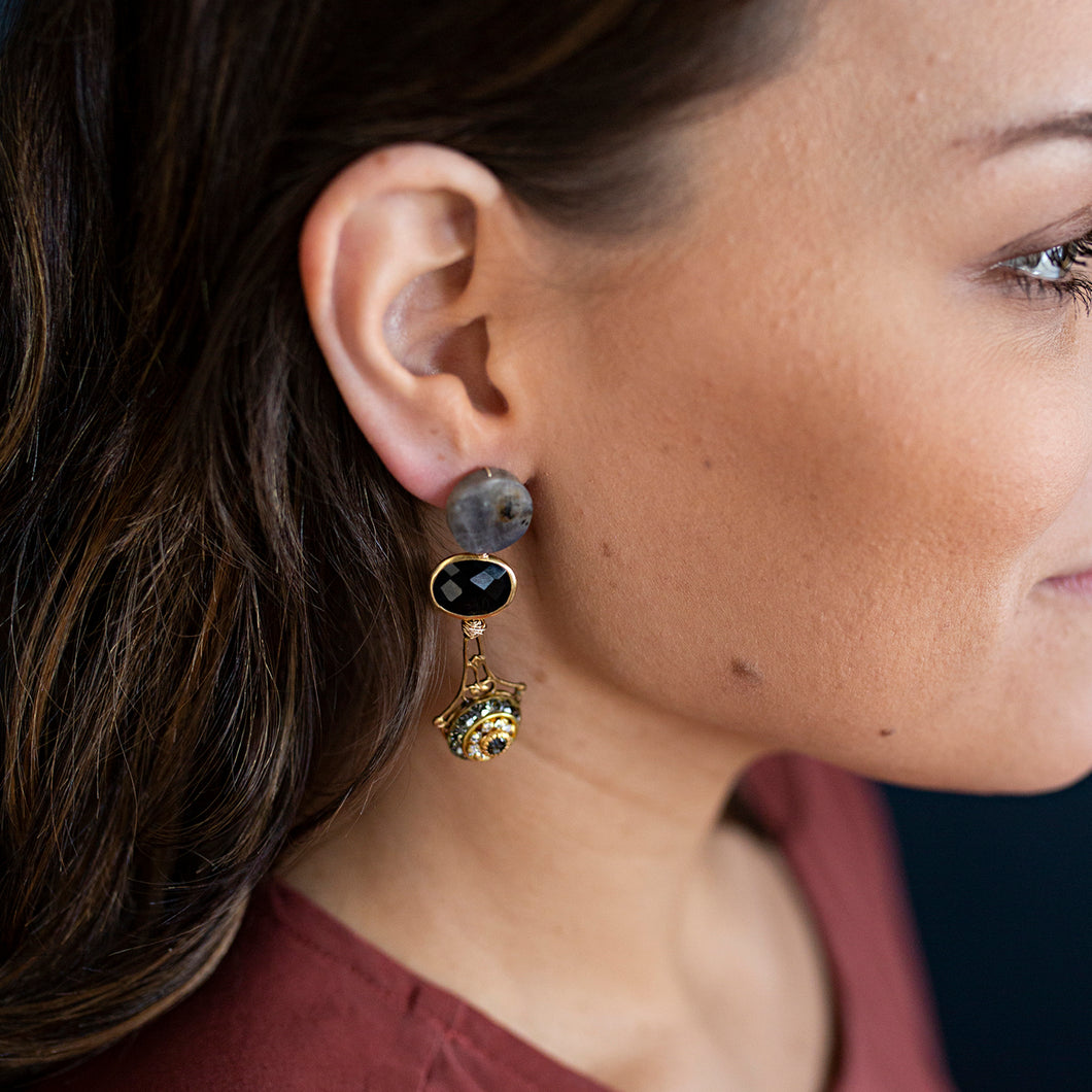 Urban Hardware Designs: The Eugenie Earring - SB Shop