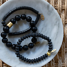 SB + OMI Beads: Black Trio Set - SB Shop