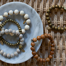 SB + OMI Beads: Neutral Set of Five - SB Shop
