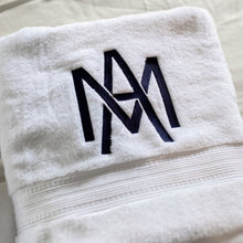 South of Hampton: Set of Monogrammed Towels