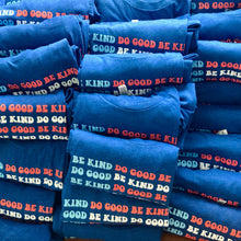 Be Kind Do Good Flag T-shirt - SB Shop