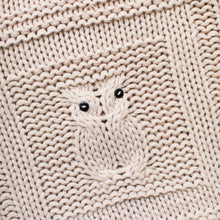 Turkish-T: Owl Baby Blanket (Available in Three Colors)