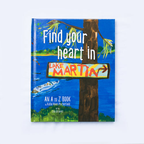 Find Your Heart in Lake Martin