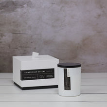 The Nashville Chicks Candle Co.: aged rawhide + brandy Candle