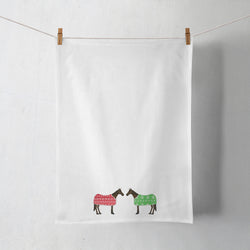 Maizie Clarke Holiday Dish Towel