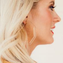 Hunter Blake Designs: The Hex Hoop Earring - SB Shop