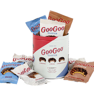Goo Goo Clusters: Collector's Tin - SB Shop