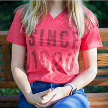SINCE 1920 V-Neck Tee