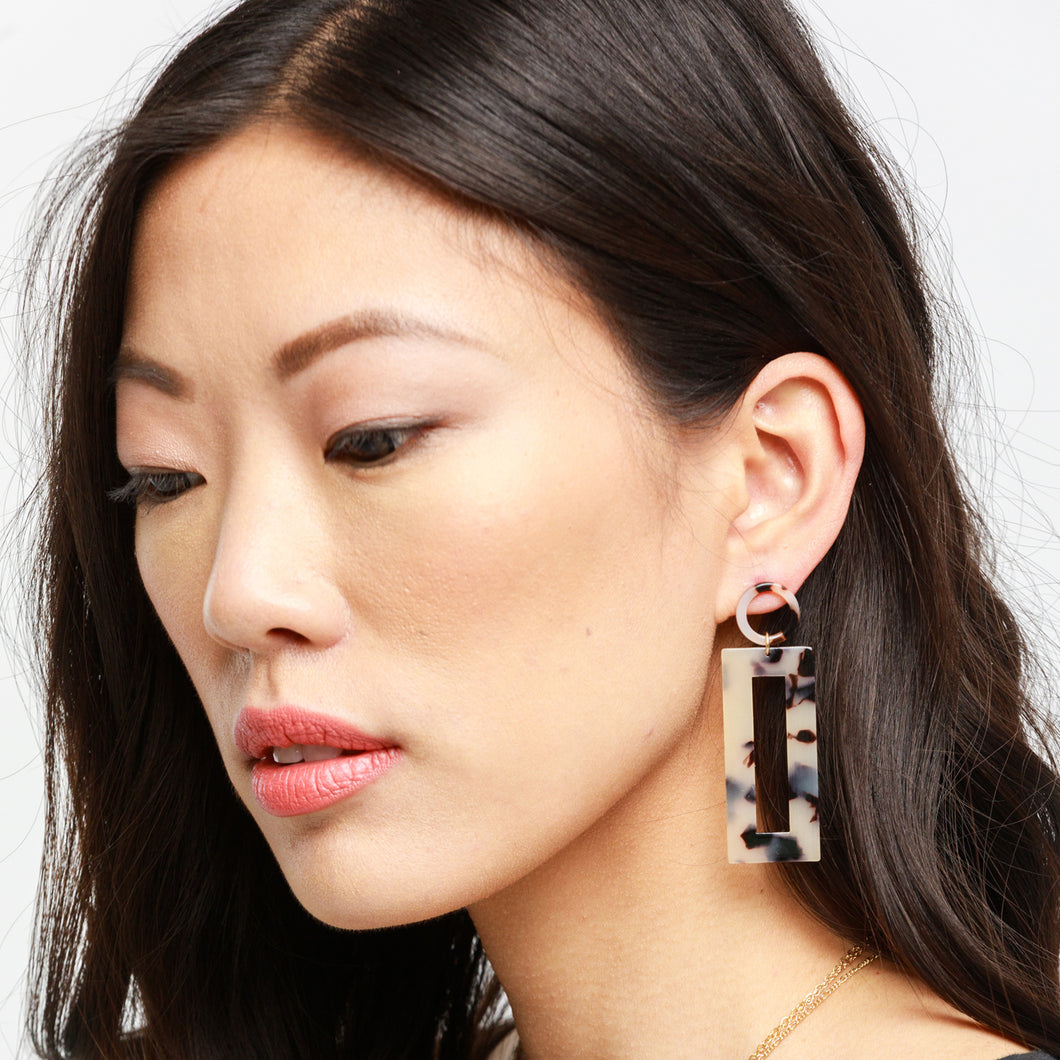 ABLE: Pharaoh Earrings